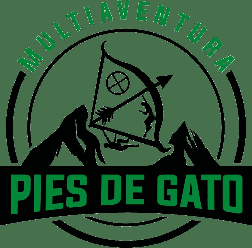 Logo Pies de Gato Multiaventura